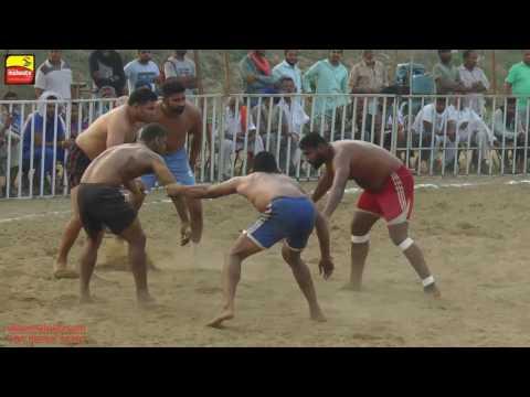 ਫਰਵਾਲਾ (ਜਲੰਧਰ ) FARWALA | KABADDI TOURNAMENT - 2016 | 2nd SEMI FINAL | Full HD | Part 11th