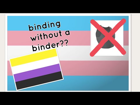 How To Bind Without a Binder?? (q&a)