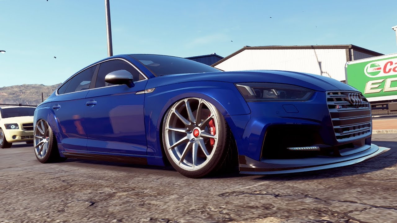 need for speed payback low audi s5 race build youtube. Black Bedroom Furniture Sets. Home Design Ideas