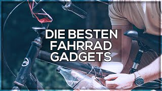 Die BESTEN Fahrrad Gadgets, die den Kauf wert sind + GEWINNSPIEL 🎁