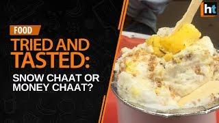 Tried and Tasted: Daulat Ki Chaat