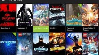 NVIDIA SHIELD Hub - Эксклюзив для планшета nvidia tablet shield