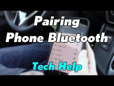 How to Pair Phone Bluetooth in 2017 Honda CR-V: Tech Help