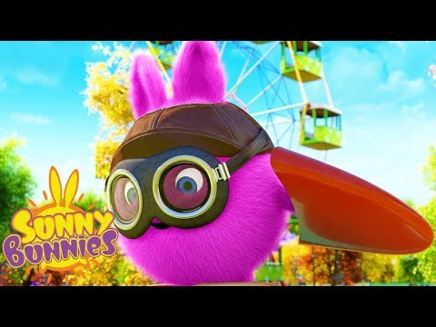 Cartoons For Children | SUNNY BUNNIES - BIG BOO'S WINGS | Funny Cartoons For Children