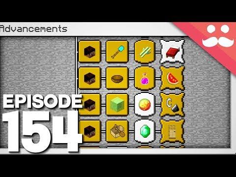 Hermitcraft 5: Episode 154 - ADVANCEMENT BLASTING!