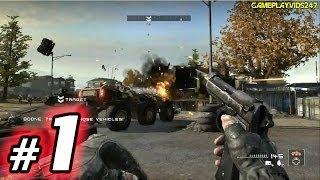 Homefront Walkthrough: Part 1 - (Xbox 360 / Playthrough / Gameplay) - GPV247