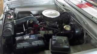 1965 Barracuda 273 4 speed for sale