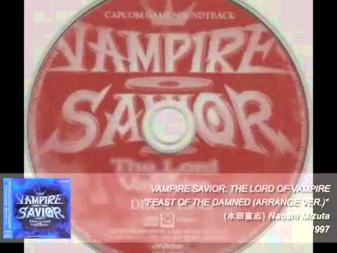 Vampire Savior / Feast of the Damned (arrange ver.) / 1997