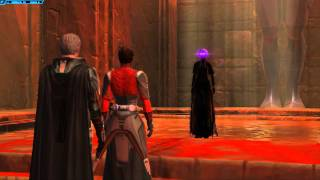 Lvl 50 Final Class Quest Sith Warrior SWTOR (Spoilers) - Marauder Annihilation Lvl 47 - Part 1