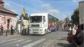 9 09 2012  r Szprotawa DOŻYNKI WOJEWÓDZKIE  Wiechlice , Henryków  .