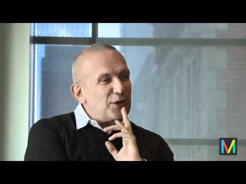 Jean Paul Gaultier Interview