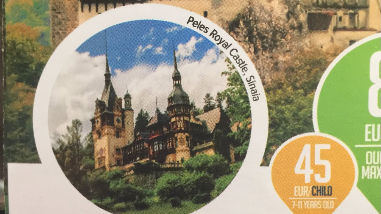 Exploring Dracula [Castle Bran Brasov,Romania
