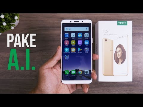 UNBOXING OPPO F5 INDONESIA!