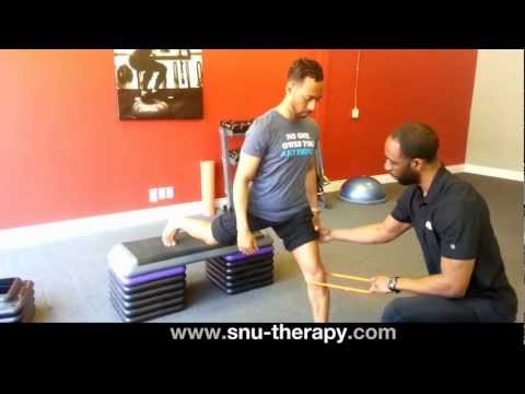 SNU Therapy: Jumpers Knee (March Madness Prep)