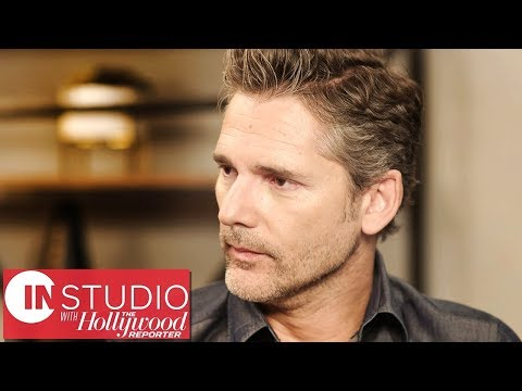 Eric Bana on Using ExOffenders & a Real Prison for 'The Forgiven'  In Studio With THR