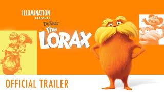 Dr. Seuss' The Lorax - Trailer