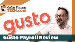 Gusto Payroll Review | Top 6 favorite features | $100 referral code