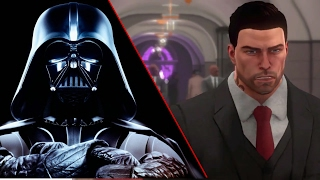 STAR WARS IN SAINTS ROW IV