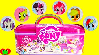 My Little Pony Stamp Art Studio with Surprises