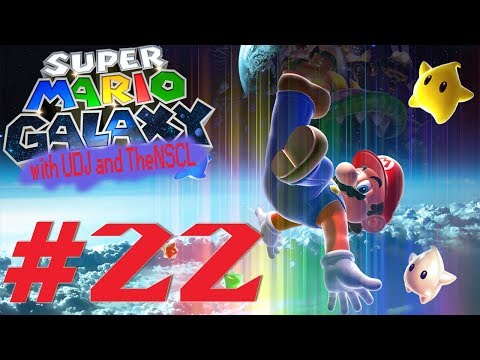 SUPER MARIO GALAXY w/ UDJ and TheNSCL - Episode 22: Purple Coin Madness