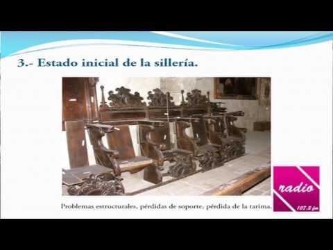 Rehabiliatación escalera de la Torre Julia - Santa María la Mayor de Trujillo, y la nueva silleria