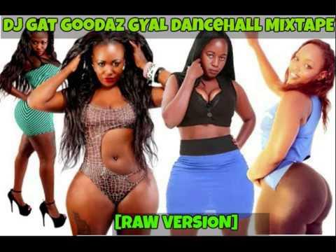 DJ GAT GOODAZ GYAL MIXTAPE APRIL 2017 [RAW VERSION] LADIES ONLY 1876899-5643