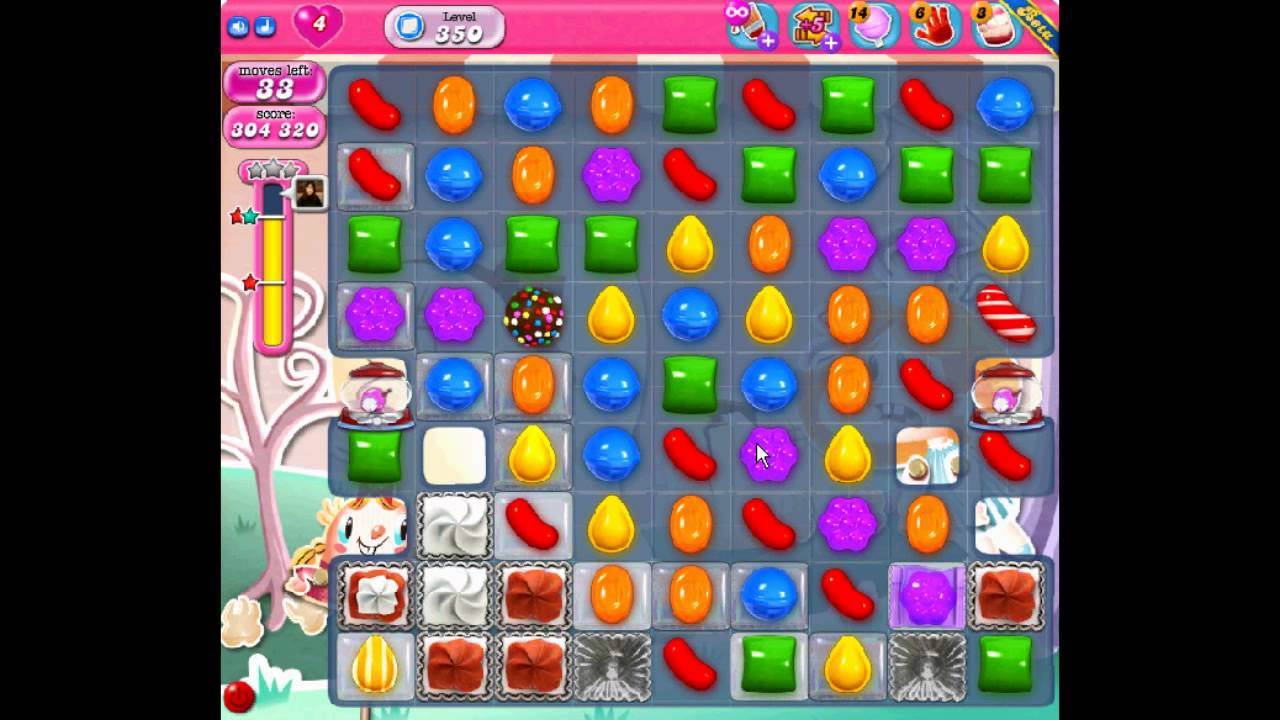 how to win level 344 candy crush