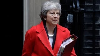 Live as Theresa May addresses MPs in the Commons on crunch Brexit vote | ITV News