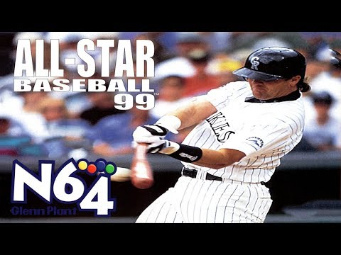 All Star Baseball 99 - Nintendo 64 Review - HD