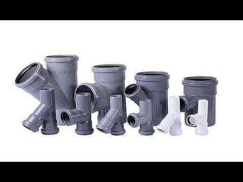 Легкий монтаж пластиковых канализационных труб