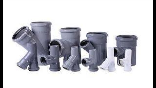видео Труба полиэтиленовая канализационная для монтажа