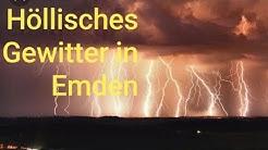 Gewitter In Emden Live