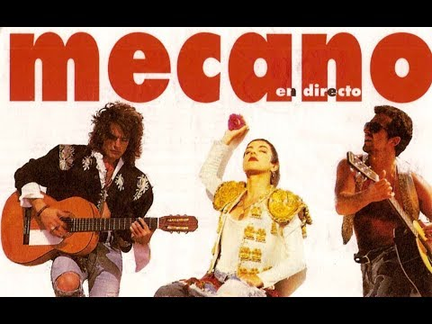 MECANO - TOUR'92 Zamora (bootleg)