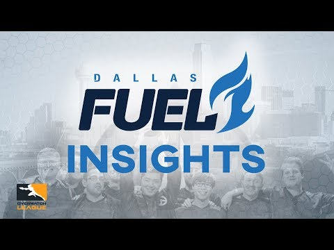 Insights On The Dallas Fuel #BurnBlue
