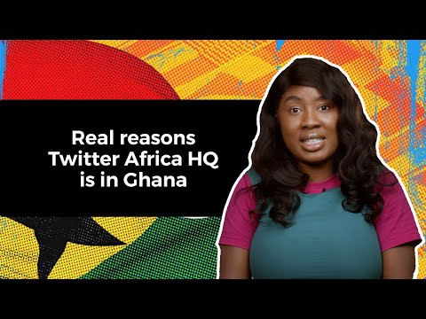 Twitter opens its African Head Office in Ghana | News Update