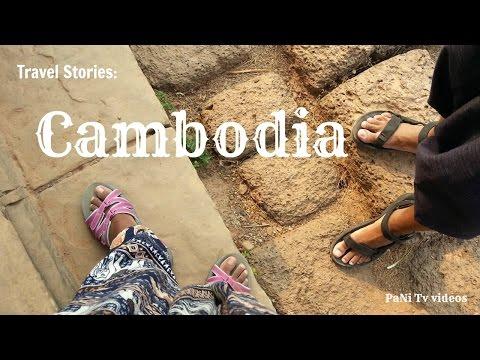 I got robbed!! ㅠㅠ Travel Stories: Cambodia