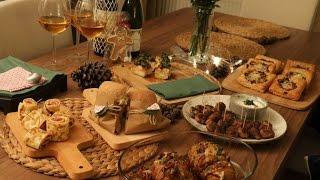 Yılbaşı Akşamı İçin Aperatif Yemek Tarifleri ve Süsleme Önerileri