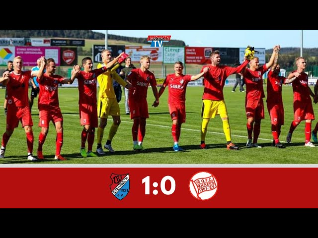 TSV Steinbach Haiger - Kickers Offenbach 1:0 (Regionalliga Südwest 2019/20)