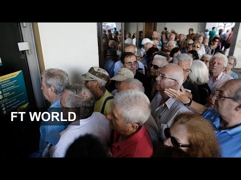 Greek banks — what next? | FT World