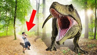 I FOUND WORLDS BIGGEST DINOSAUR! (Jurassic World)