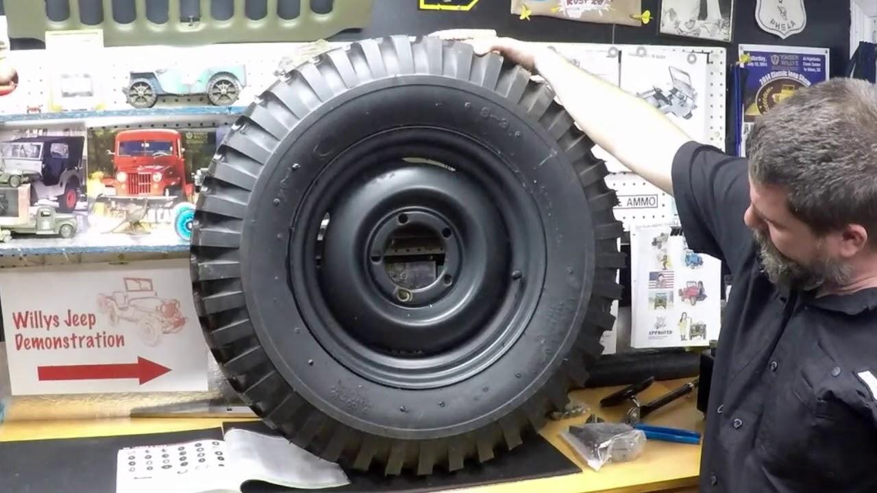 Firestone NDT Tire 6 00 x 16