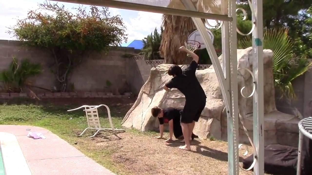 tnf season 9 ep 32 what a match backyard wrestling 2016