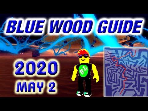 Lumber Tycoon 2 Blue Wood 2020 May 2 Youtube