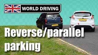 How To Reverse Park (Parallel Parking). Easy Tips - How To Do Parallel Parking