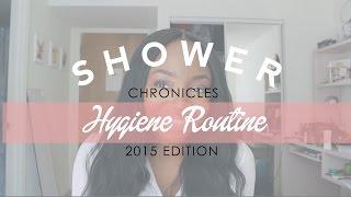 Hygiene Routine   2016