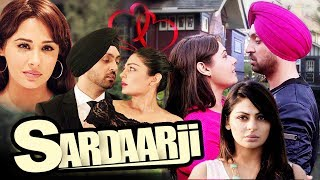 Sardaar Ji Full Movie | Latest Hindi Dubbed Movie | Diljit Dosanjh | Neeru Bajwa