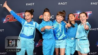 GForce On Their First 'AGT' Live Performance
