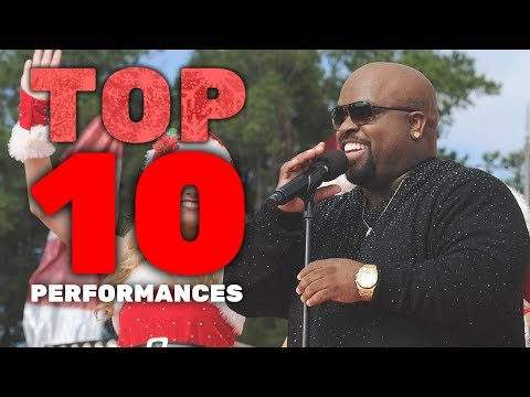 Download Youtube: Top 10 Performances from Disney Parks Christmas Day Parade Past