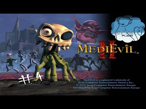 MediEvil II Part 4 ~ Greenwich Observatory!