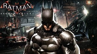 [ОБЗОР] Batman: Arkham Knight